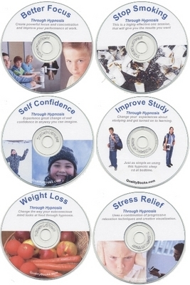 Product picture 6 Self Improvement Hypnosis Audios with Master Resell Rights