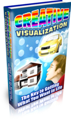 Product picture Creative Visualization Ebook with Audio for Motivation
