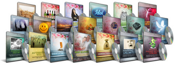 Product picture 20 Self Help Hypnosis Audio Adrenaline Guided Meditations