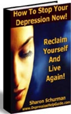 Product picture Stop Your Depression Ebook with Resell Rights
