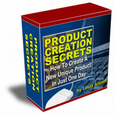 Product picture Product Creation Secrets Video Course with Resell Rights