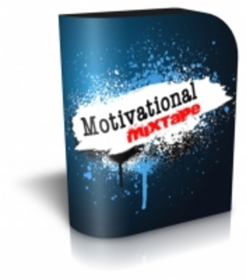 Product picture Motivational Mixtape 10 Part Audio MP3s w Resell Rights