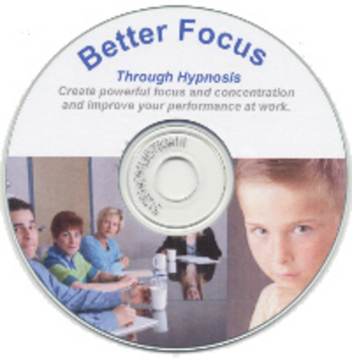 Product picture 1 Hour Hypnosis Audio MP3 Focus Power and Concentration